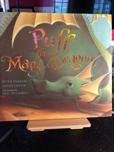 Load image into Gallery viewer, Puff the Magic Dragon  by Peter Yarrow & Lenny Lipton  Picture Book