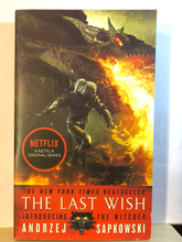 Load image into Gallery viewer, The Last Wish    by Andrzej Sapkowski    (The Witcher #0.5)   paperback