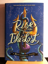 Load image into Gallery viewer, Rise of the Isle of the Lost  by Melissa De La Cruz  (Descendants #3)  Hardcover