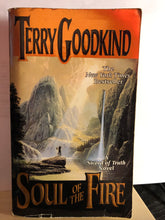 Load image into Gallery viewer, Soul of the Fire    by Terry Goodkind   (Sword of Truth #5)