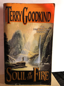Soul of the Fire    by Terry Goodkind   (Sword of Truth #5)