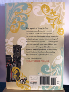 The Acts of King Arthur and His Noble Knights  by John Steinbeck  (Penguin Classics)
