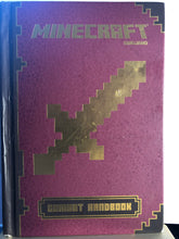 Load image into Gallery viewer, Minecraft  Combat Handbook    by Stephanie Milton for Mojang
