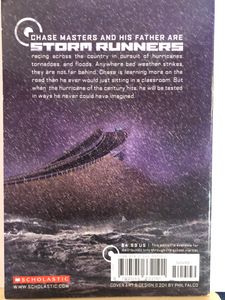 Storm Runners   by Roland Smith   (Storm Runners #1)    used paperback