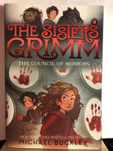 Load image into Gallery viewer, The Council of Mirrors   by Michael Buckley   (The Sisters Grimm #9)