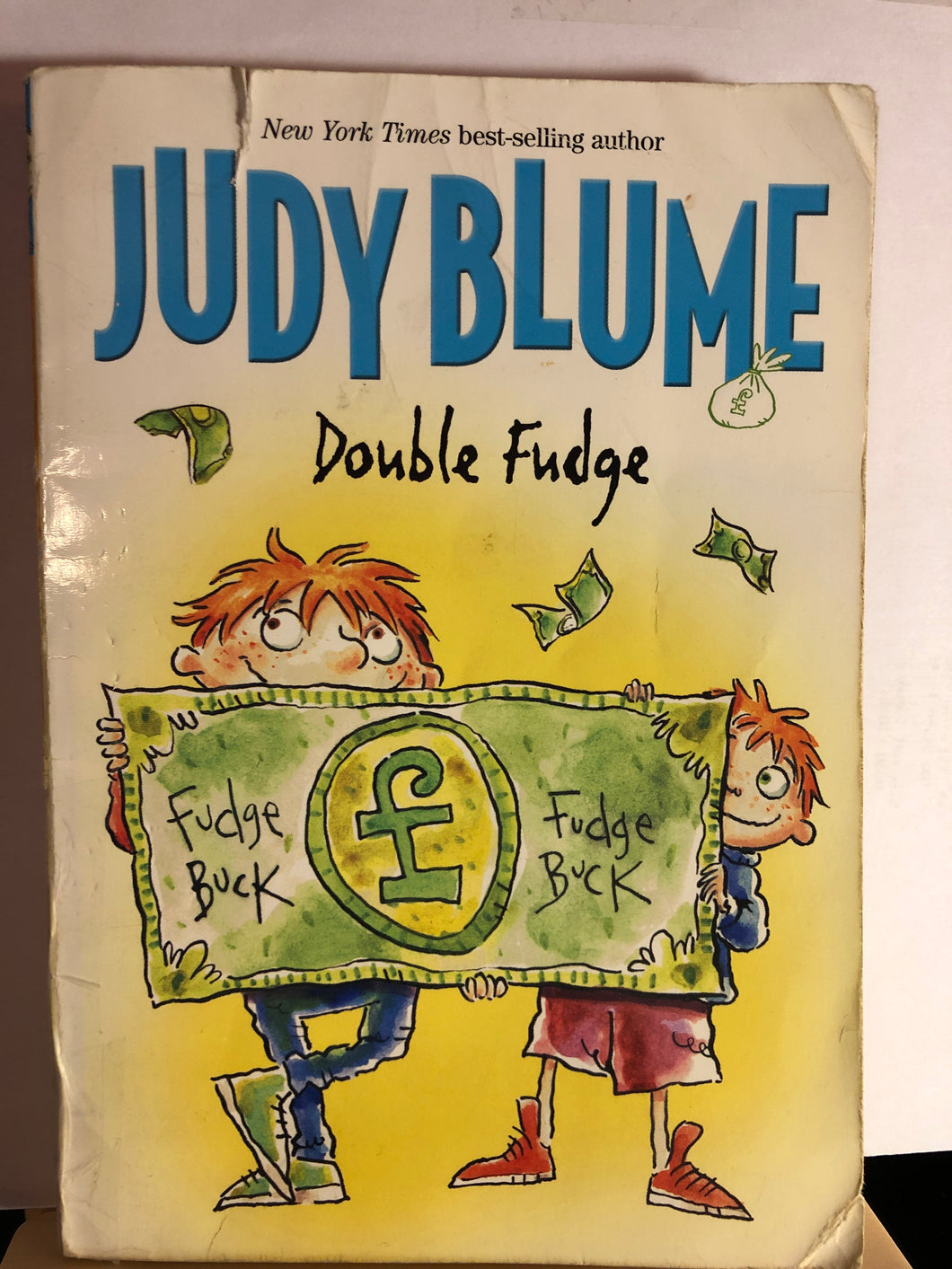 Double Fudge   by Judy Blume   (Fudge #5)