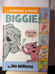 An Elephant & Piggie Biggie! Volume 1   by Mo Willems