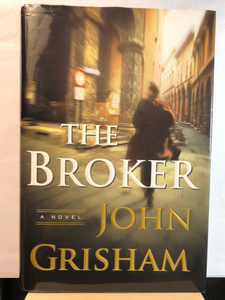 The Broker     by John Grisham     Used Hardcover
