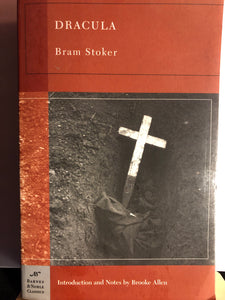 Dracula   by Bram Stoker   Used Barnes & Noble Classics