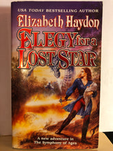 Load image into Gallery viewer, Elegy for a Lost Star   by Elizabeth Haydon    (Symphony of Ages #5)