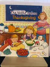 Load image into Gallery viewer, The Night Before Thanksgiving   by Natasha Wing
