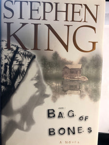 Bag of Bones   by Stephen King   Hardcover
