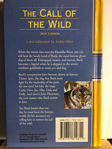 The Call of the Wild  by Jack London  (Australian Edition)  Hardcover
