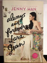 Load image into Gallery viewer, Always and Forever, Lara Jean   by Jenny Han   (To All the Boys I've Loved Before #3)