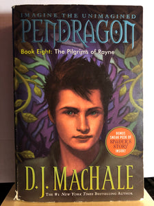 The Pilgrims of Rayne  by D.J. MacHale  (Pendragon #8)   paperback