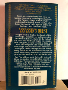 Assassin's Quest   by Robin Hobb   (The Farseer Trilogy #3)