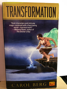 Transformation   by Carol Berg   (Rai-Kirah #1)