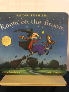 Room on the Broom   Board Book   by Julia Donaldson and Axel Scheffler