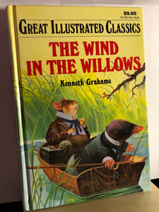 The Wind in the Willows (Illustrated Classic Editions)   by Malvina G. Vogel (Adaptor), Kenneth Grahame