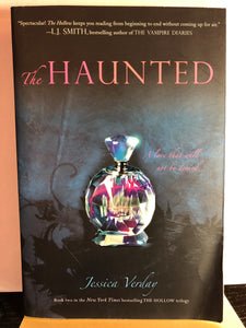 The Haunted  by Jessica Verday  (The Hollow #2)