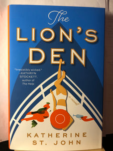The Lion's Den   by Katherine St. John   Hardcover