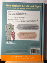 Load image into Gallery viewer, Waiting Is Not Easy!   by Mo Willems   An Elephant and Piggie Book