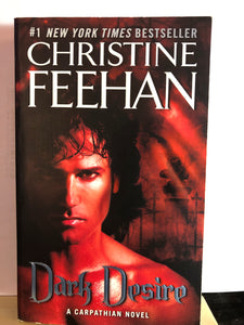 Dark Desire   by Christine Feehan    (Dark #2)