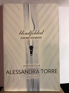 Blindfolded Innocence   by Alessandra Torre   (Innocence #1)