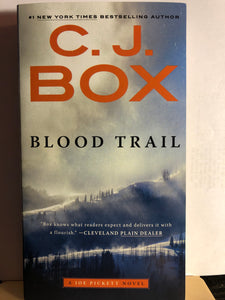 Blood Trail   by C.J. Box   (Joe Pickett #8)