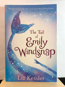 The Tail of Emily Windsnap   by Liz Kessler    (Emily Windsnap #1)    Used paperback