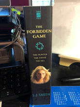 Load image into Gallery viewer, The Forbidden Game  (3 books in 1)  by L.J. Smith