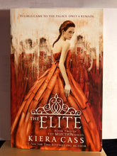 Load image into Gallery viewer, The Elite  by Kiera Cass  (The Selection #2)