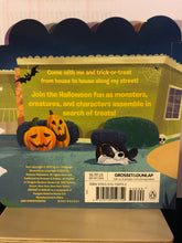 Load image into Gallery viewer, Trick or Treat on My Street     by J.L. Coppage     Board Book