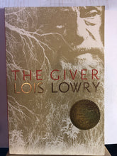 Load image into Gallery viewer, The Giver   by Lois Lowry