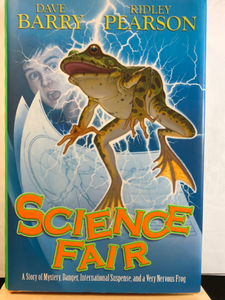 Science Fair    by Dave Barry, Ridley Pearson    Used hardcover