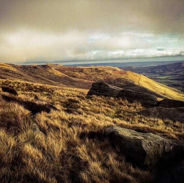 Kinder Scout: A Winters Walk