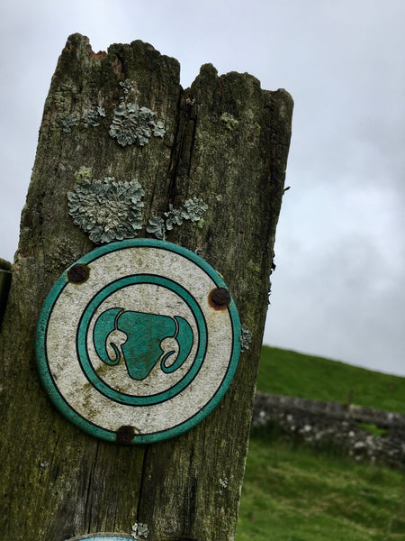 The Limestone Way - a two day adventure in the Peak District National Park