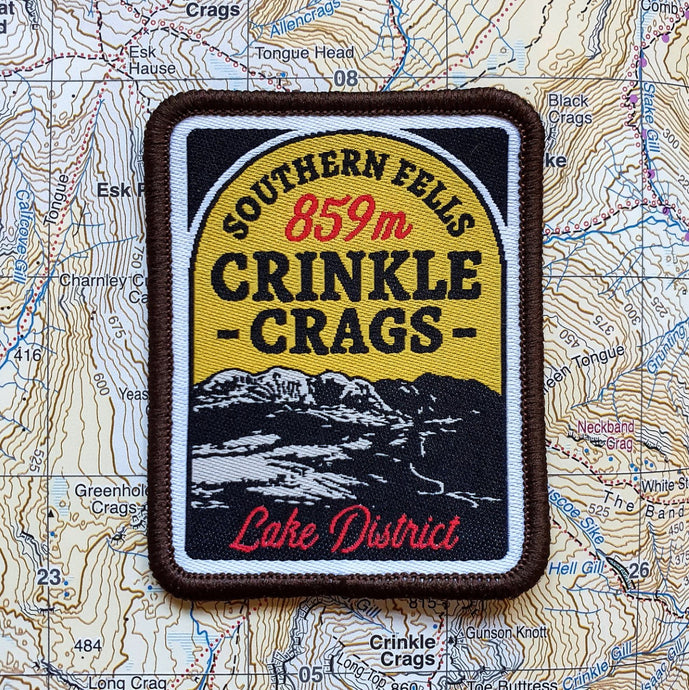 Crinkle Crags patch