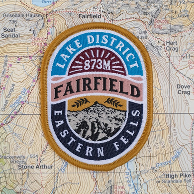 Fairfield patch