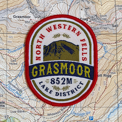 Grasmoor patch
