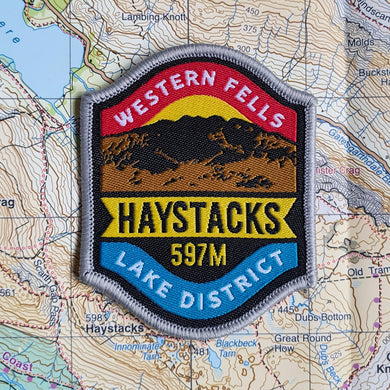 Haystacks patch