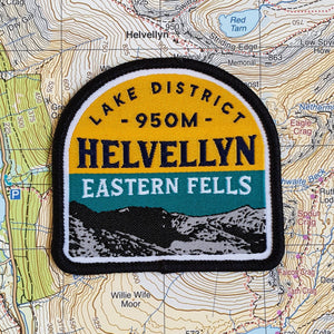 Helvellyn patch