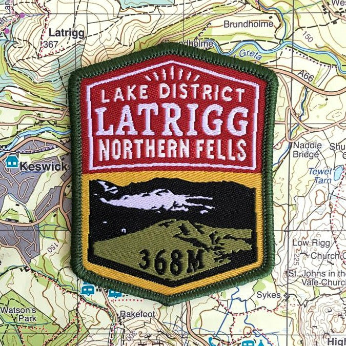 Latrigg patch