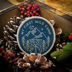 My First Wild Camp patch