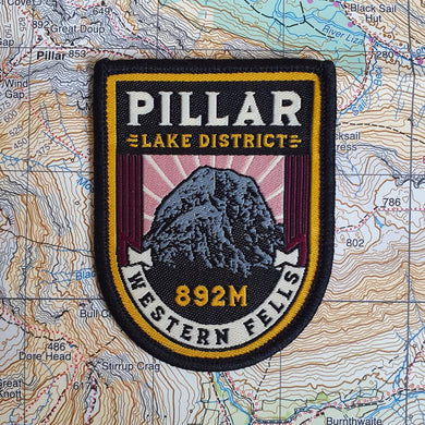 Pillar patch