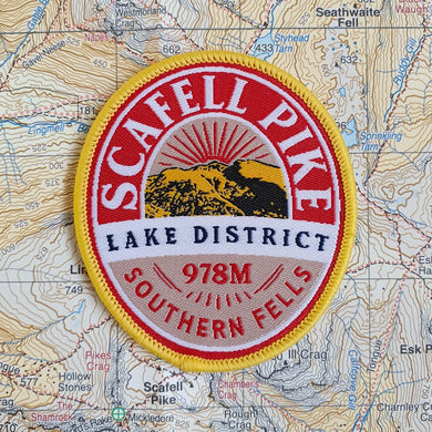 Scafell Pike patch