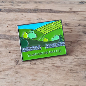 Yorkshire Dales National Park Pin