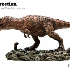 1/35 Dinosaur PVC Bereserker Rex Figure - Berserker Raptor Indominus Rex170035 170011 Horned Dragon Animal Model