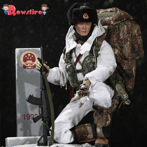 FLAGSET 1/6 China Border Guards Soldier Model Action Figure Model
