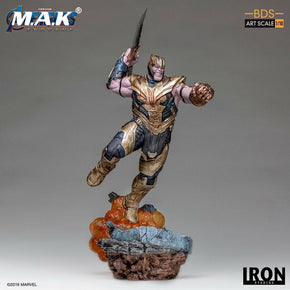 In Stock 1/10 Scale Thanos Statue Avengers: Endgame Figure Action Figure Model  Normal/Deluxe Version for Fans Collection Gifts